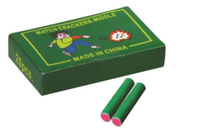 2# Match Cracker (K0202)